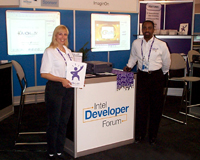 Intel Developer Forum Summer 2000