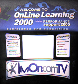 OnLine Learning 2000